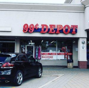convienience store 99 depot