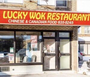 Lucky Wok Restaurant