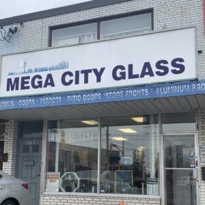 Mega City Glass
