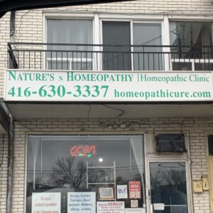 Nature's Homeotherapy