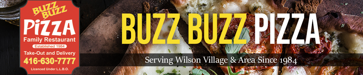 Buzz Buzz Pizza