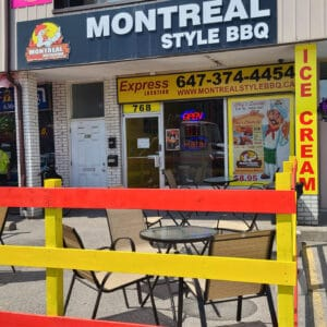 Montreal Style BBQ