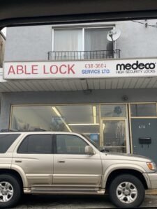 Able Lock