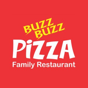 buzz buzz pizza logo