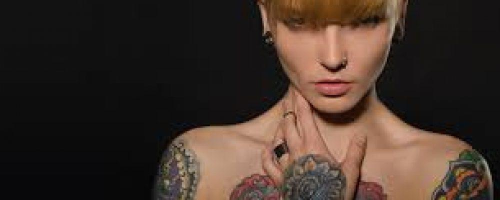 Painted People Tattoo