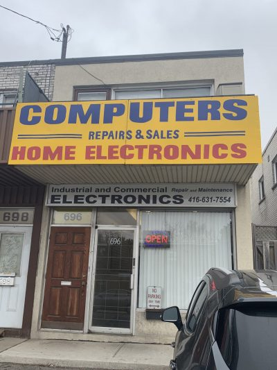 Computer Repairs & Home Electronics