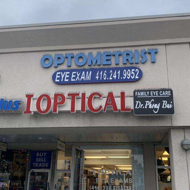 I Optical