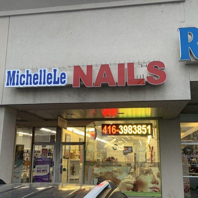 Michelle Le Nails