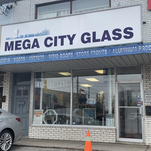 Mega City Glass & Aluminum