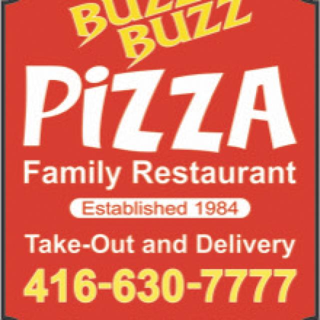 Buzz Buzz Pizza