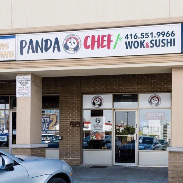 Panda Chef Wok & Sushi