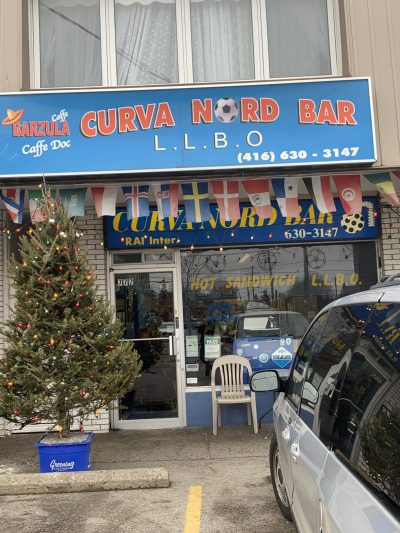Curva Nord Bar