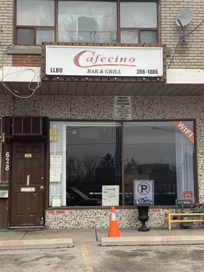 Cafecino Bar & Grill