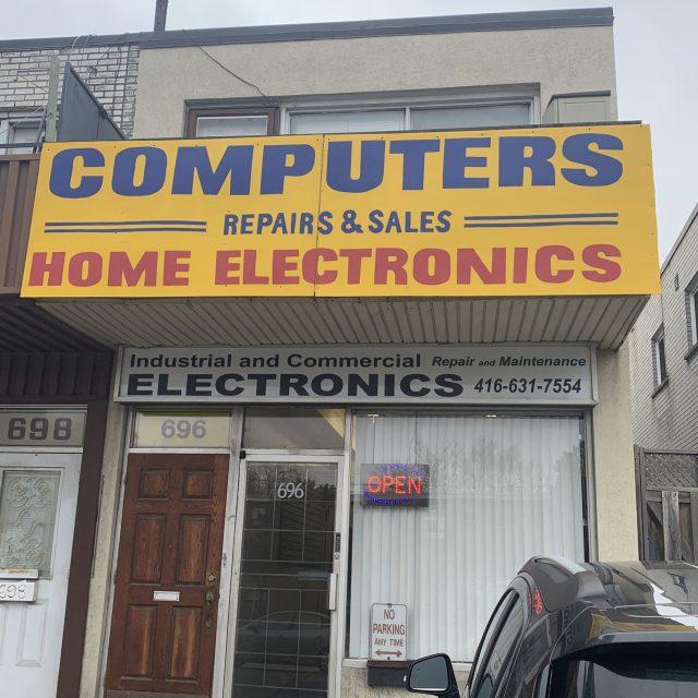 Computer Repairs & Home Electronics
