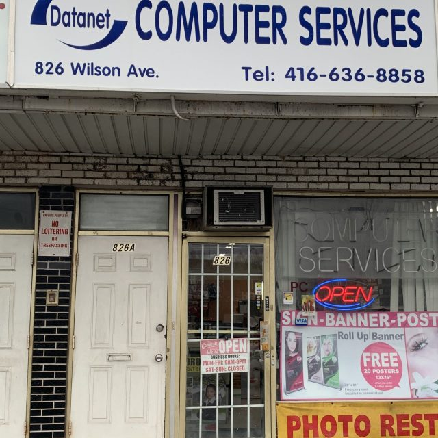 Datanet Computer Services