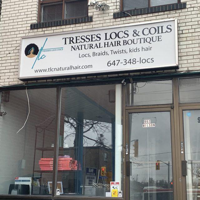 Tresses Locs & Coils Natural Hair Boutique