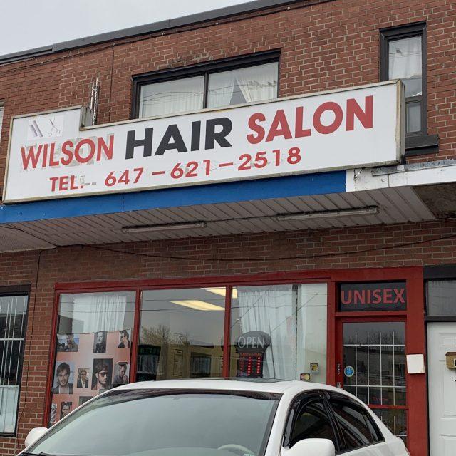 Wilson Hair Salon
