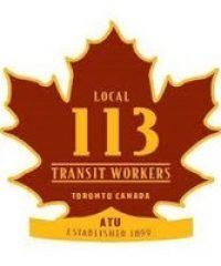 ATU Transit Union Local 113