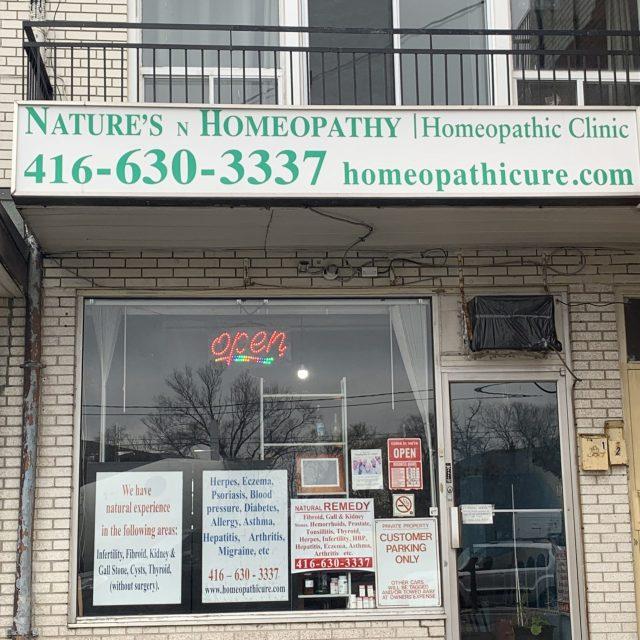 Nature's Homeopathy
