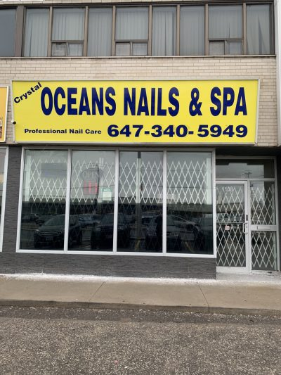 Crystal Oceans Nails and Spa