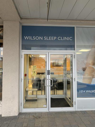 WILSON SLEEP CLINIC