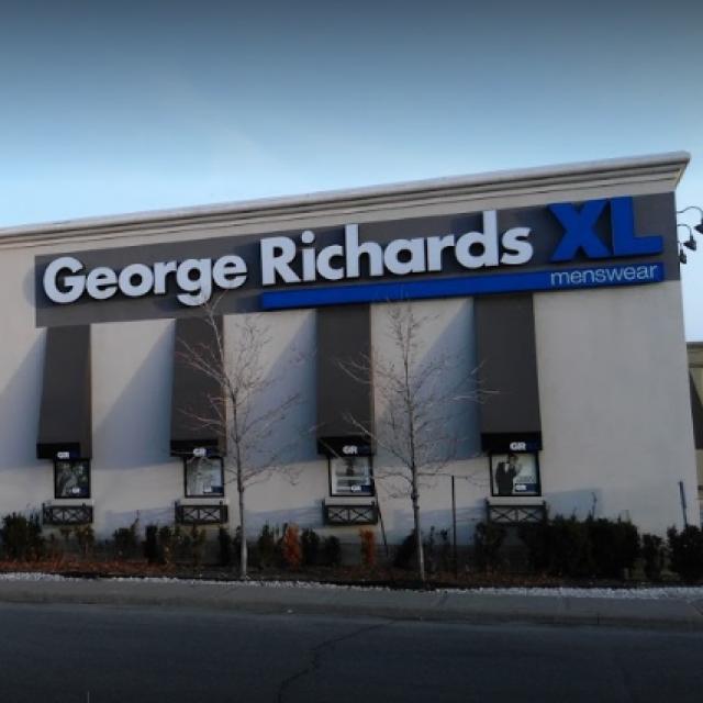 George Richards Big & Tall Menswear