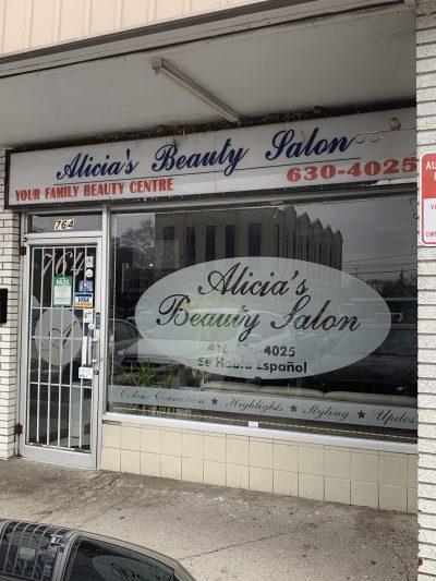 Alicia's Beauty Salon