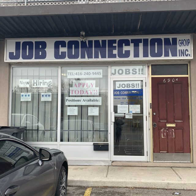 Job Connections Group Inc.