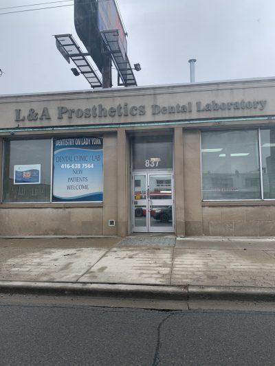L & A Prosthetics Dental Laboratory
