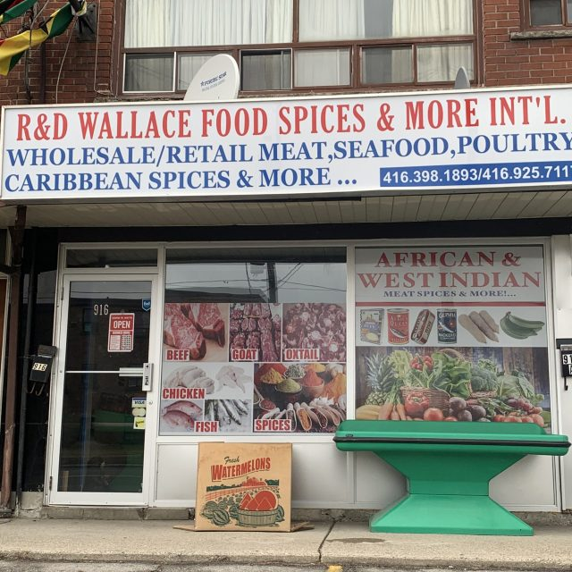 R&D WALLACE FOOD AND SPICES