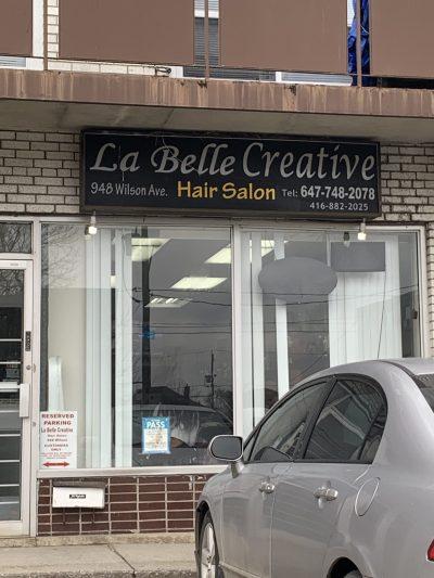 LaBelle Creative Hair Salon