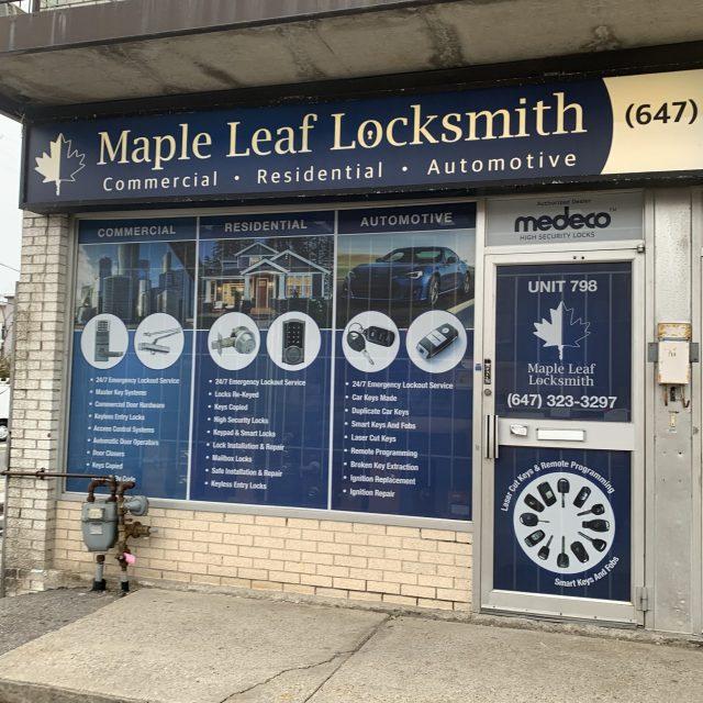 Maple Leaf Locksmith