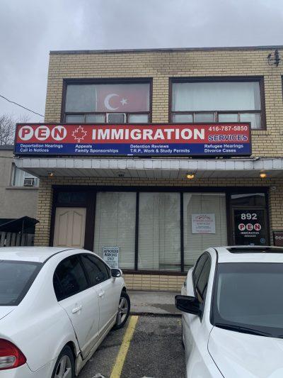 Pen Immigration Services