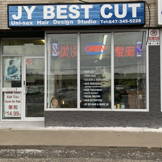 JY Best Cut Unisex Hair Design