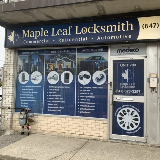 Maple Leaf Locksmith
