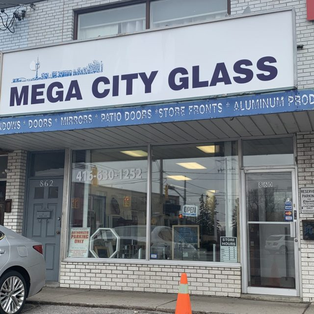 Mega City Glass & Aluminum