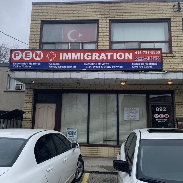 Pen Immigration Services