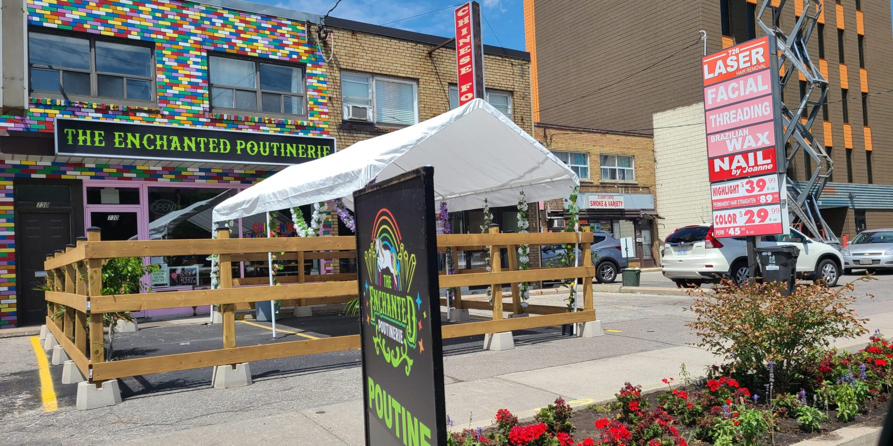 Patios Open for Business!