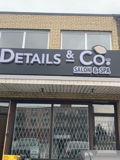 Details & CO Salon Spa