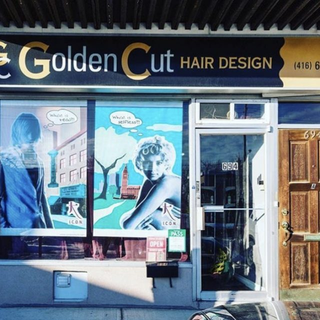 Golden Cut Hair Salon