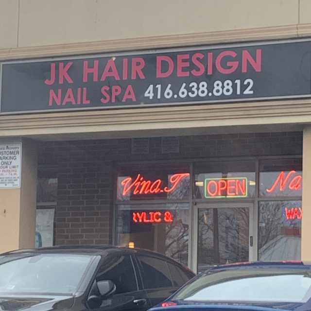 JK Hair Design