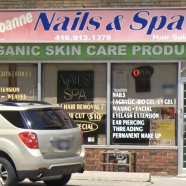 Nails & Spa by Joanne