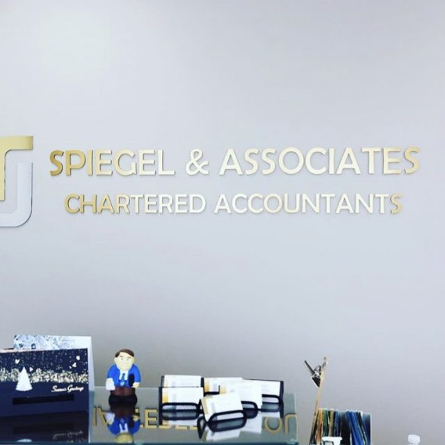 Spiegel & Associates Chartered Accountants