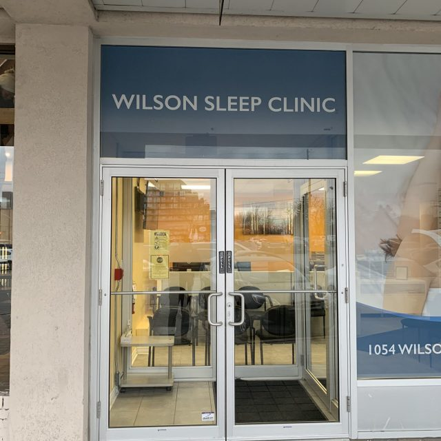 WILSON SLEEP CLINIC