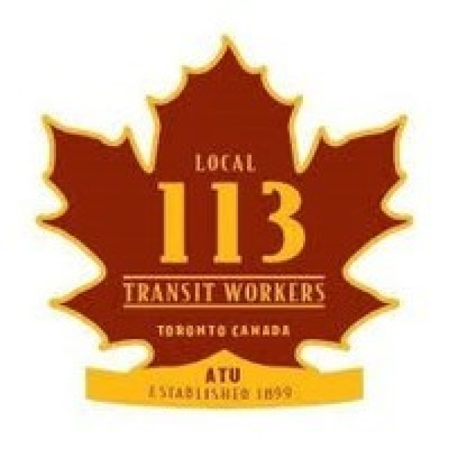ATU Transit Union Local 113