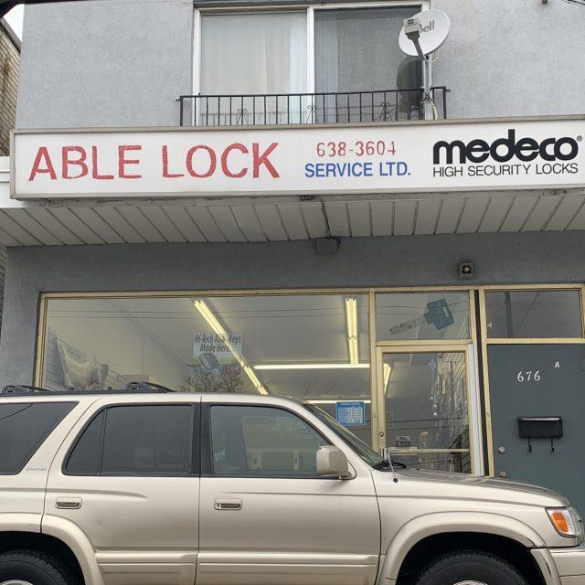 Able Lock Service Ltd.