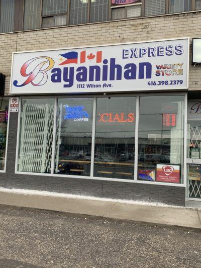 Bayanihan Express Variety Store
