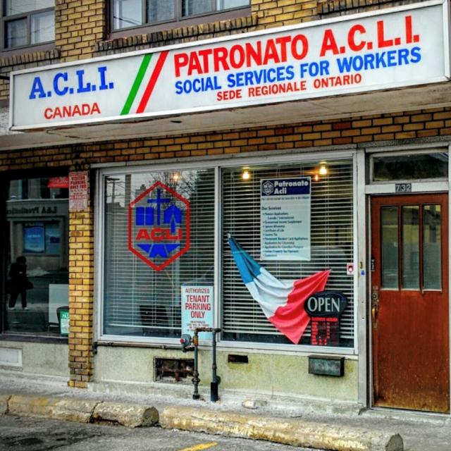 Patronato A.C.L.I Social Services