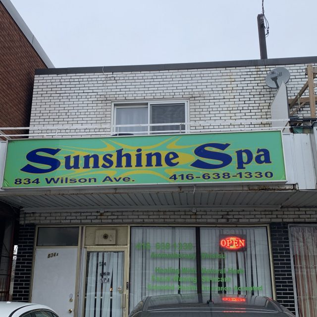 Sunshine Spa