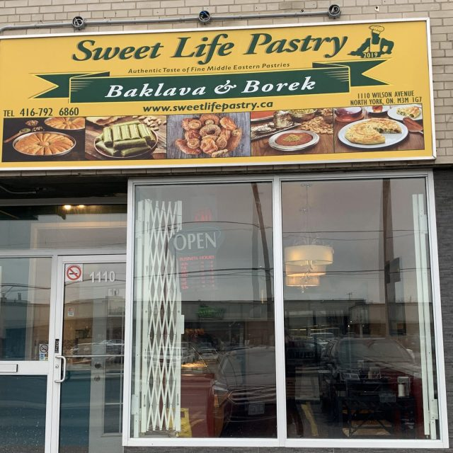 Sweet Life Pastry
